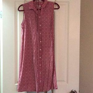 WORN TWICE: Croft & Barrow Tank Dress